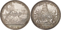 Medal 1708 Germany Politics, Society, War, Lazare Gottlieb Laufer,... UNZ  3000,00 EUR free shipping