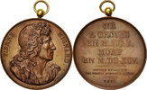 Medal 1817 Frankreich  AU(55-58)  80,00 EUR  zzgl. 10,00 EUR Versand