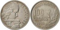 100 Francs 1958 B France Cochet AU(55-58)  6730 руб 90,00 EUR  +  748 руб shipping