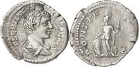 Denarius 207 Roma  Geta AU(50-53)  100,00 EUR  +  10,00 EUR shipping