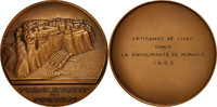Medal 1952 France  MS(60-62)  150,00 EUR free shipping
