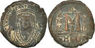 Follis 595 Antioch  Maurice Tiberius 582-602 AU(55-58)  230,00 EUR kostenloser Versand
