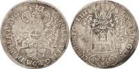 8 Schilling, 1/2 Mark 1727 Hamburg Deutsch Staaten  EF(40-45)  40,00 EUR  zzgl. 10,00 EUR Versand