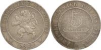 5 Centimes 1862 Not Applicable Belgien Leopold I VF(30-35)  14,00 EUR