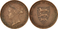 1/24 Shilling 1894 Not Applicable Jersey Victoria EF(40-45)  15,00 EUR  zzgl. 10,00 EUR Versand