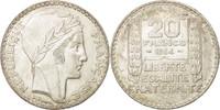 20 Francs 1934 Paris France Turin, Paris, Silver, KM:879, Gadoury:852 M... 75,00 EUR  +  10,00 EUR shipping