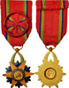 Medal 1959 Gabun Order of the Equatorial S...
