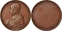 Medal XIXth Century France Charles IX, History, Caqué, Copper, 51 UNZ  150,00 EUR free shipping