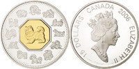 15 Dollars 2006 Royal Canadian Mint Canada Elizabeth II, Royal Canadian... 100,00 EUR  Excl. 10,00 EUR Verzending
