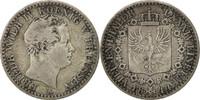 1/6 Thaler 1844 A Deutsch Staaten PRUSSIA, Friedrich Wilhelm IV, Berlin... 50,00 EUR  zzgl. 10,00 EUR Versand
