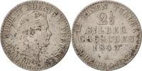 2-1/2 Silber Groschen 1843 A Deutsch Staaten PRUSSIA, Friedrich Wilhelm... 18,00 EUR  zzgl. 10,00 EUR Versand