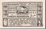 50 Pfennig 1921 Deutschland  UNC(60-62)  105,00 EUR