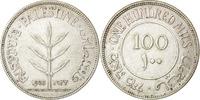 100 Mils 1933 Palestine  EF(40-45)  200,00 EUR envoi gratuit