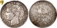 2 Francs 1887 A France Cérès MS(60-62)  16451 руб 220,00 EUR  +  748 руб shipping