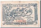 5 Cac 1949 Viet Nam  VF(30-35)  800,00 EUR free shipping