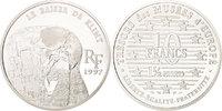 10 Francs-1.5 Euro 1997 France Klimt's The Kiss MS(65-70)  65.18 US$ 60,00 EUR  +  10.86 US$ shipping
