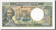5000 Francs 1996 French Pacific Territories  UNC(65-70)  237.71 US$ 210,00 EUR  +  11.32 US$ shipping