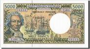 5000 Francs 1996 French Pacific Territories  UNC(65-70)  12793 руб 200,00 EUR  +  640 руб shipping
