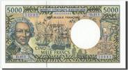 5000 Francs 2003 French Pacific Territories  UNC(65-70)  160,00 EUR envoi gratuit