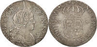 10 Sols-1/8 Ecu 1719 B France 1/12 Écu ou X-S de France-Navarre Louis X... 150,00 EUR free shipping