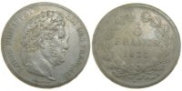 Semi Moderns (1805-1899) 5 Francs 1835 Paris ss+ French Moderns Frankrei... 6758 руб
