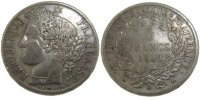 Semi Moderns (1805-1899) 5 Francs 1849 Strasbourg s French Moderns Frank... 128.54 US$