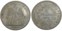 Semi Moderns (1805-1899) 5 Francs 1878 Bordeaux s French Moderns Frankre... 90,00 EUR