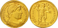Solidus Not Applicable Nicomedia  Valentinian I AU(50-53)  1900,00 EUR free shipping