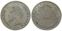 Semi Moderns (1805-1899) 20 Centimes 1860 Paris ss+ French Moderns Frank... 3639 руб