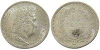 25 Centimes 1847 A France Louis-Philippe MS(60-62)  110,00 EUR  + 6,00 EUR frais d'envoi