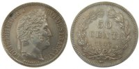 Semi Moderns (1805-1899) 50 Centimes 1846 Paris unz- French Moderns Fran... 157.11 US$