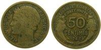 50 Centimes 1947 France Morlon VF(20-25)  150,00 EUR free shipping