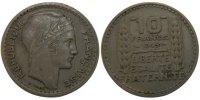 10 Francs 1945 France Turin EF(40-45)  74.82 US$ 70,00 EUR  +  10.69 US$ shipping