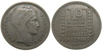 Moderns (1900-1958) 10 Francs 1946 Beaumont le Roger ss+ French Moderns ... 130,00 EUR