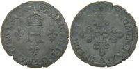Demi Gros de Nesle 1551 Paris France 1547-1559 Henri II VF(30-35)  80,00 EUR  + 6,00 EUR frais d'envoi