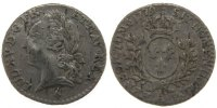 French Royal 1/20 Ecu 1779 Paris ss Royal French coins Frankreich Königr... 130,00 EUR