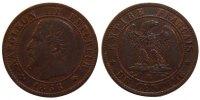Centime 1856 BB Frankreich Napoléon III Napoleon III AU(50-53)  65,00 EUR  zzgl. 10,00 EUR Versand