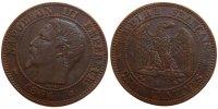 2 Centimes 1854 K France Napoléon III Napoleon III AU(50-53)  57.90 US$ 55,00 EUR  +  10.53 US$ shipping