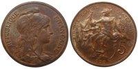 5 Centimes 1900 Frankreich Dupuis MS(60-62)  65,00 EUR