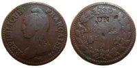 Decime 1796 A Frankreich Dupré F(12-15)  120,00 EUR