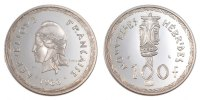 100 Francs 1966 (a) New Hebrides  MS(65-70)  339.59 US$ 300,00 EUR  +  11.32 US$ shipping