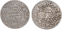 2-1/2 Dirhams 1896 Paris Marokko Moulay al-Hasan I AU(50-53)  109089 руб 1200,00 EUR
