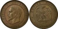 10 Centimes 1852 A France Napoléon III Napoleon III MS(60-62)  240,00 EUR free shipping