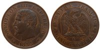 Semi Moderns (1805-1899) 5 Centimes 1855 Paris unz- French Moderns Frank... 69,00 EUR
