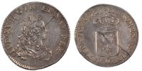 French Royal 1/3 Ecu 1721 Lille unz- Royal French coins Frankreich König... 310,00 EUR