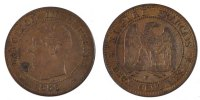 Semi Moderns (1805-1899) 2 Centimes 1853 Lille ss+ French Moderns Frankr... 12996 руб
