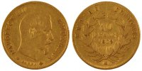 Semi Moderns (1805-1899) 10 Francs 1859 Strasbourg ss French Moderns Fra... 210,00 EUR
