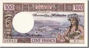 100 Francs  New Hebrides  UNC(65-70)  175,00 EUR gratis verzending
