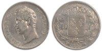 5 Francs 1830 W France Charles X EF(40-45)  120,00 EUR  +  10,00 EUR shipping