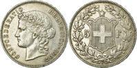 5 Francs 1907 B Switzerland  AU(50-53)  300,00 EUR free shipping